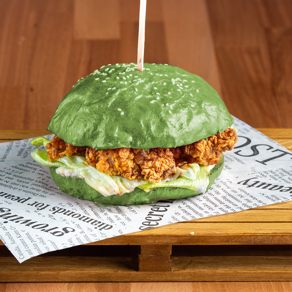Chicken King Burger
